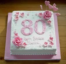 80th birthday cakes birthday cakes for womens birthday cakes coast cakes