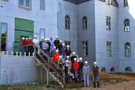 insulated concrete form icf company october 2014