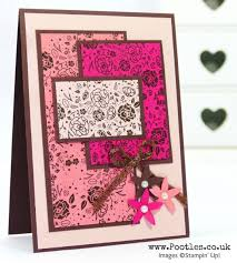 wood words stin up demonstrator pootles wood words pinked and floral