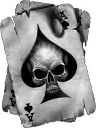 13 best ace of spades images on decks skulls and