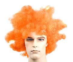 Chuckie Rugrats Halloween Costume Rugrats Chuckie Finster Orange Costume Wig Costume Wigs
