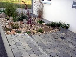 Gartengestaltung Mit Steinen Vorgartengestaltung Mit Steinen U2013 Godsriddle Info