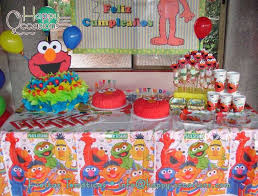 elmo birthday party elmo birthday party ideas photo 6 of 15 catch my party