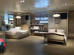 john lewis sleep displayplan