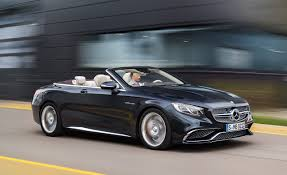pink mercedes amg 2017 mercedes amg s65 cabriolet test u2013 review u2013 car and driver