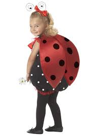 Girls Toddler Halloween Costumes Ladybug Costume Ideas Halloween Costumes Insect Animal