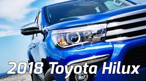 2018 toyota hilux the new toyota hilux 2018 ハイラックス