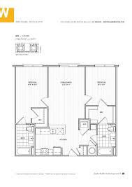 West 10 Apartments Floor Plans by Apartments In