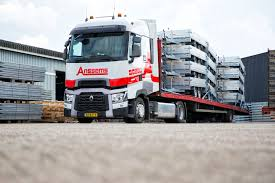 renault trucks t nieuws anssems aanhangwagens kiest renault t voor eigen