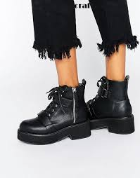 womens black boots canada black shoes asos chunky ankle boots asos ankle boots