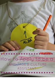 applying to to the auxiliares program how to apply to be a