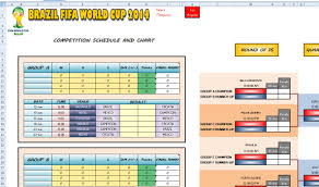 Schedule Spreadsheet Fifa World Cup Brazil 2014 U2013 Download Free Schedule And Results