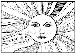 cool coloring pages for girls kidscolouringpages orgprint u0026 download free printable mandala