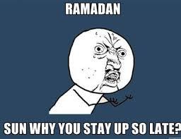 Hilarious Memes 2013 - 15 funny ramadan memes to keep you going this ramadan hijabbella