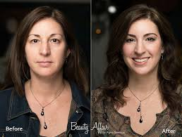 make up classes los angeles beauty affair before and after makeup beautyaffair