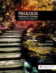 precalculus 9780738085524 macmillan learning