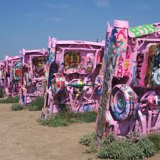 cadillac ranch carolina carolina road trips