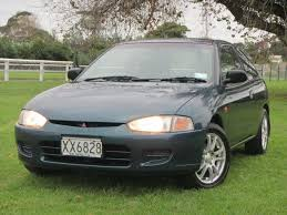 mirage mitsubishi 1999 1997 mitsubishi mirage nz new manual hatchback no reserve