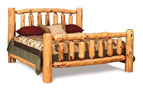 Cheap Log Bed Frames Pleasant Cabin Log Beds Log Cabin Bed Frames Rustic Cedar Log