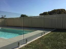 pool fencing backyard fence ideas