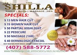 the shilla spa nais hair massage 5463 gateway village circle 102