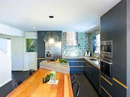 modern timber kitchen designs wood trim contemporary kitchen design dark timber cement