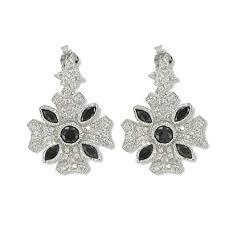 ramona singer earrings cheap silver onyx cross find silver onyx cross deals on line at