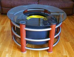 Car Wheel Coffee Table by 8 Best Car Wheel Tables Images On Pinterest Car Furniture