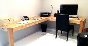 How To Build An Office Desk Build A Office Desk Best Build A Desk Ideas On Desk Plans Cheap