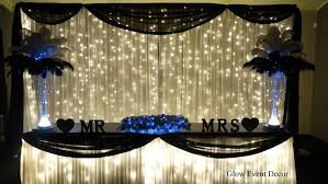 wedding backdrop fairy lights led curtain lights hire decorate the house with beautiful curtains