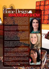 Home Design And Remodeling Show Miami by Alena Capra Designs