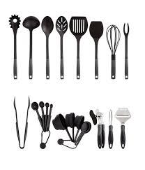 Calphalon Calphalon Kitchen Essentials 20pc Utensil U0026 Gadget Set Walmart Com
