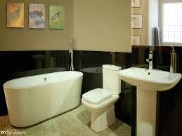 dulux bathroom ideas bathroom glass splashbacks ideas