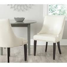 leather safavieh dining room u0026 kitchen chairs for less overstock com