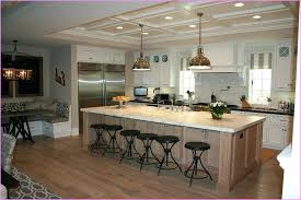 Kitchen Island Seating Designing A Kitchen Island With Seating Medium Size Of Island