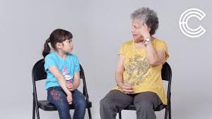 kid s kids meet a woman with alzheimer s cut youtube