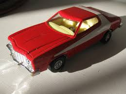 The Car In Starsky And Hutch Corgi Starsky And Hutch Gran Torino Toy Car In Highgate London
