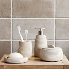 mint sandstone bathroom accessories john lewis it u0027s all in