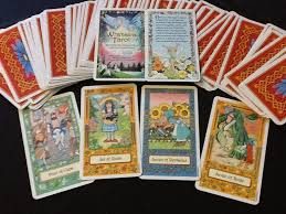 intentional conscious parenting whimsical tarot card review