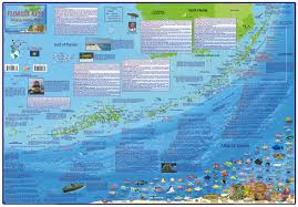 rub and tug map florida guide and dive franko s fabulous maps of favorite