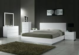 Gloss White Bedroom Furniture Modern White Bedroom Furniture Image Of Modern White Bedroom