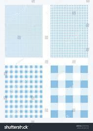 light blue gingham pattern background stock vector 637671034