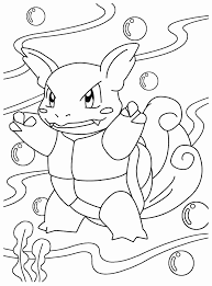 pokemon coloring pages totodile water pokemon coloring pages get coloring pages