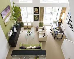decorating ideas small living spaces with dark dining table plan