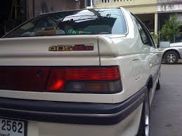 peugeot 405 t16 tom2562 1990 peugeot 405 specs photos modification info at cardomain