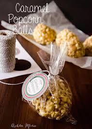 popcorn for halloween caramel popcorn balls ashlee marie