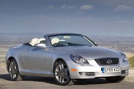 lexus convertible lexus sc430 2001 car review honest john