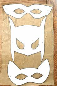 Halloween Masks Printables Best 25 Batman Mask Ideas Only On Pinterest Batman Mask