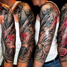 japanese sleeve designs for style tattoos