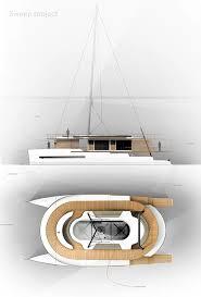 Catamaran Floor Plans by 124 Best Boat Cat Layout Design Images On Pinterest Layout